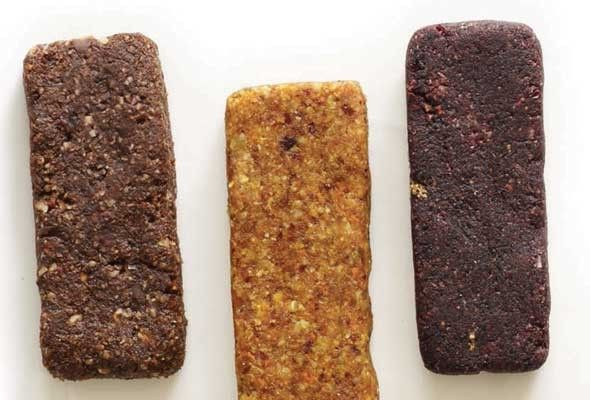 Homemade Larabars Recipe (This homemade larabar recipe, made with nuts and dried fruits, tastes just like Larabar but is DIY and less expensive than store-bought granola bars.)