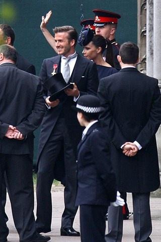 David Beckham at the Royal Wedding Hair Design chuyên tạo mẫu tóc cắt ép uốn nhuộm sấy nối đẹp cho teen boy và girl hà nội Salon nổi tiếng Korigami 0915804875 www.korigami.vn