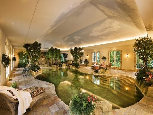 Now this indoor pool I like =)