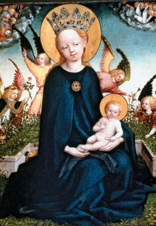 16 besten Martin Schongauer Famous Paintings Bilder auf Pinterest ...