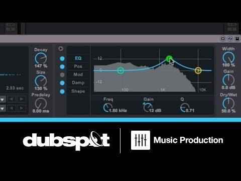 Ableton Live Tutorial: Impulse Response and Convolution Reverb Using Max for Live w/ Chris Petti - YouTube