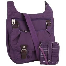 Cheap Mosey - Flapper Bag (Grape Jelly) - Bags and Luggage online - Zappos is proud to offer the Mosey - Flapper Bag (Grape Jelly) - Bags and Luggage: Prepare for an experience with the eco-chic style of the Flapper Bag by Mosey.