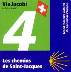 Via Jacobi, le Chemin de Compostelle Suisse. Départ de Rorschach ou Constance...