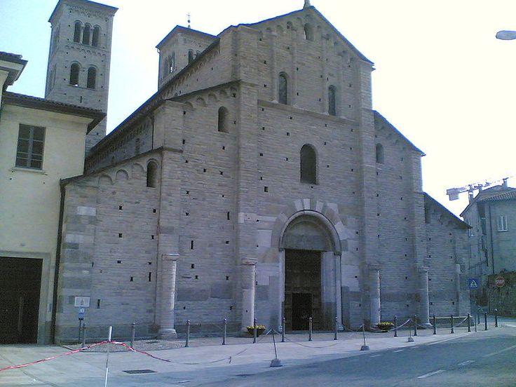 Basilica di Sant'Abbondio a Como - Facciata - Como - Wikipedia