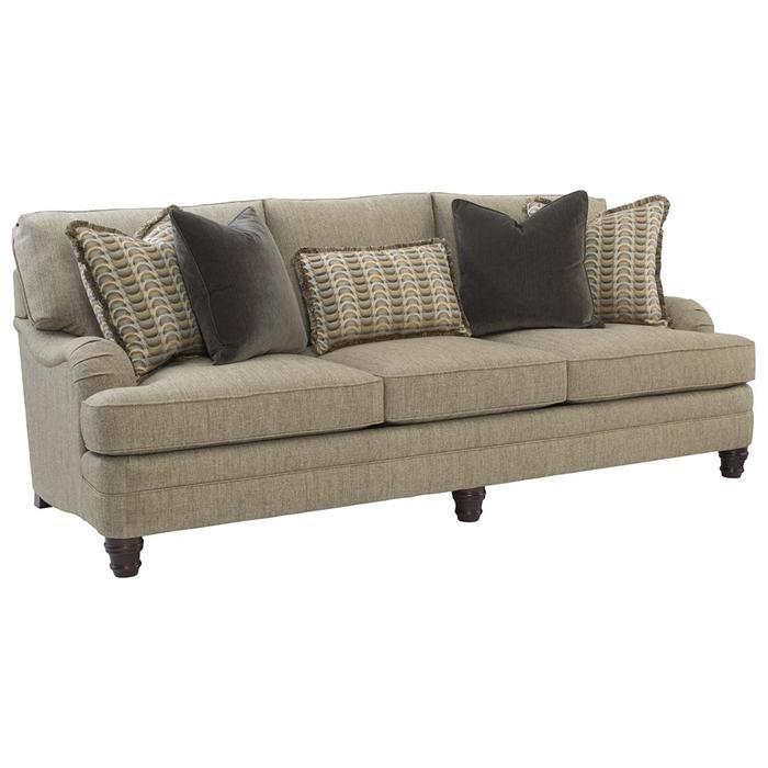 Tarleton Sofa In Brandy Nebraska Furniture Mart Dawson