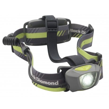 The urban-inspired Sprinter opens up the dark for those whose running isn't restricted to daytime hours. This rechargeable streets-to-trails runner's headlamp features excellent fore-aft balance and a super low profile, which minimizes bouncing and shifting with your stride. A red rear strobe offers safety around cars while a strong, ovalized beam keeps your vision focused on the path ahead.
