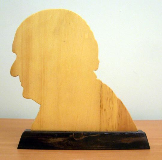 Wood Silhouette