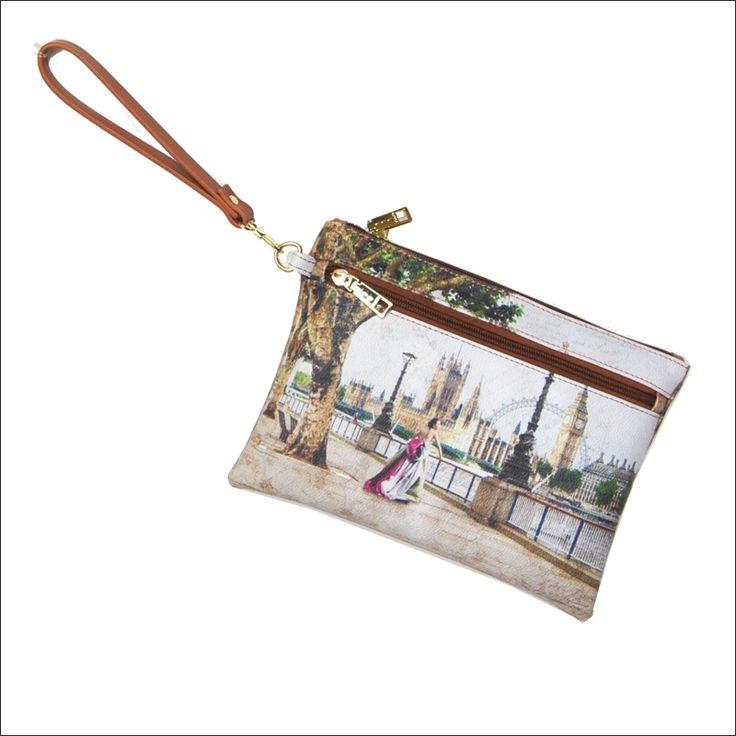 Τσάντες Y NOT ? MILAN Μοντέλο: London 343 Τιμή: 28€ Βρείτε αυτό και πολλά ακόμα σχέδια στο www.otcelot.gr ♥♥