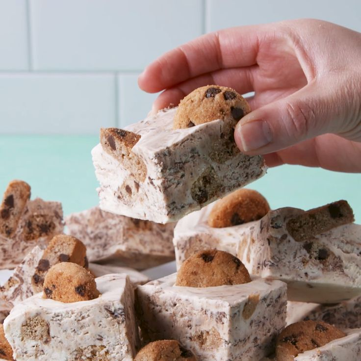Milk 'n Cookies Fudge