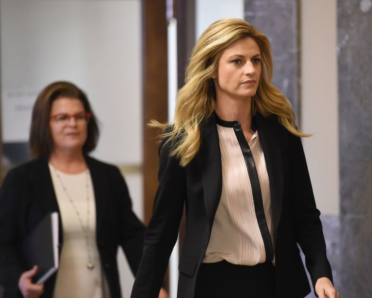 Erin Andrews and Female Reporters on Job Safety: Glamour.com