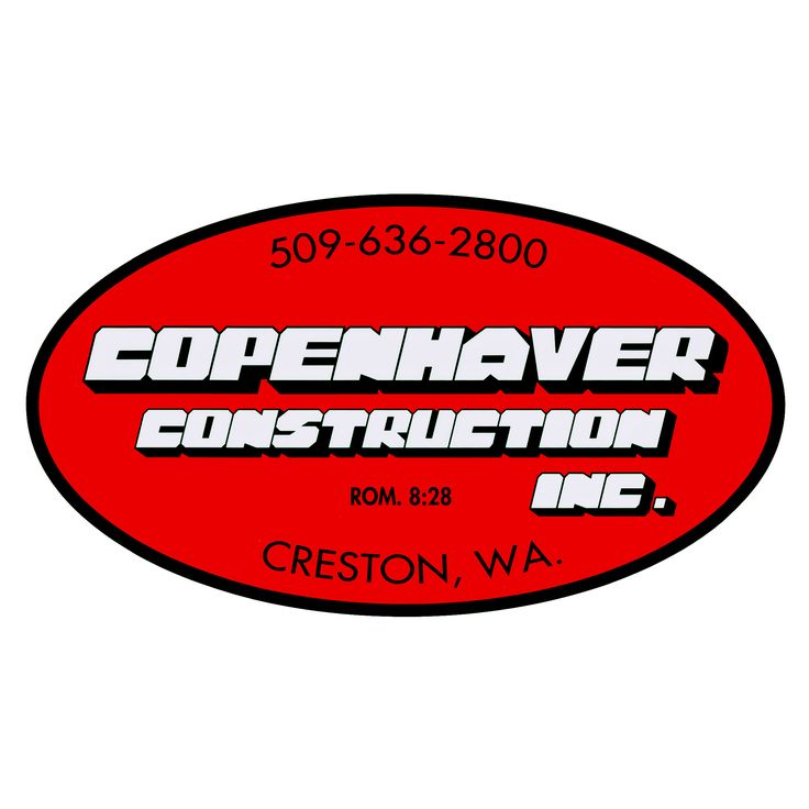 Welcome Spokane Copenhaver Construction Inc Is A Family Owned And