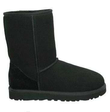 Ugg Classic Short 5825 Boots Black