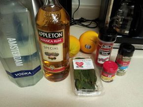 Another Bay Rum Aftershave recipe