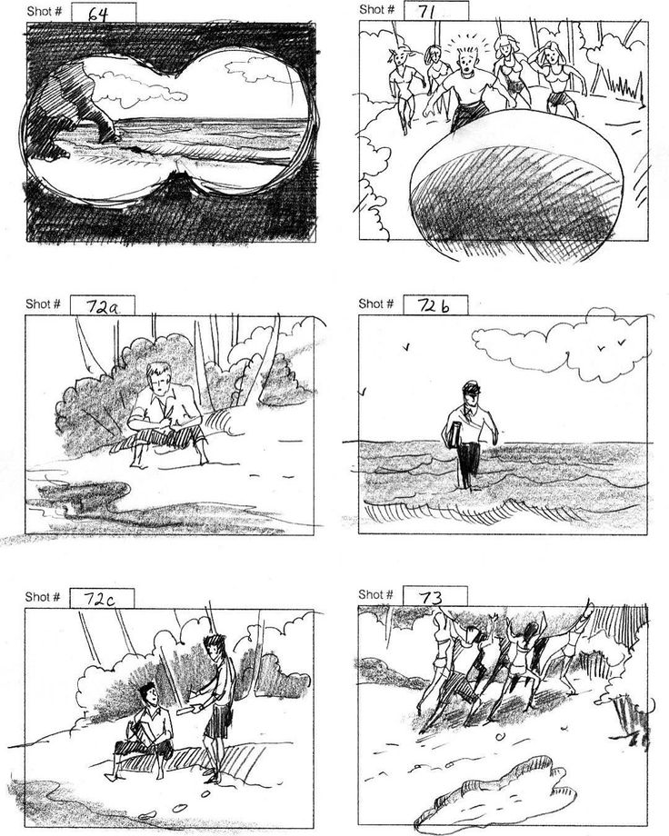 More fun and crazy stuff from old #MissCastAway.  _ Storyboards by storyboard artist Cuong Huynh. Got A Script? I'll Storyboard It. #sea #waves #sun #beach #sandybeach #coconuttree #ocean #oceanwaves #castaway #island #storyboard #artist #storyboarding #storyboards #drawing #drawings #filmmaking #filmmaker #preproduction #director #filmcrew #conceptart #moviemaking #illustrator #illustrators #illustration #blackandwhite
