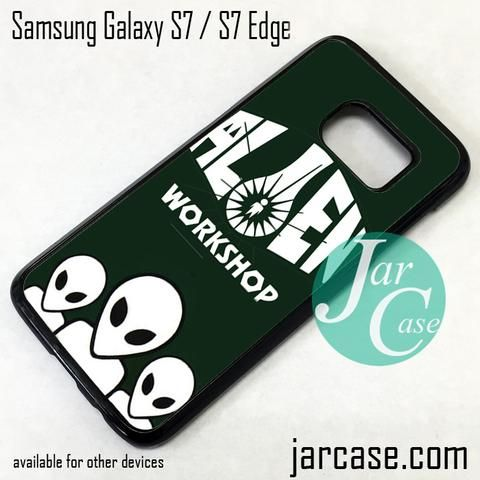 Alien Workshop Logo 7 Phone Case for Samsung Galaxy S7 & S7 Edge