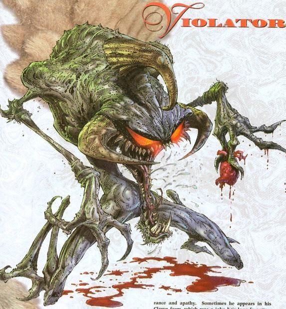Violator (from the Spawn comics)