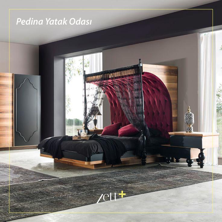 Geleneksel çizgisinden ödün vermeden, evinizde Pedina ile modern bir hava yaşatın! #zettplus #mobilya #furniture #ahşap #wooden #yatakodasi #bedroom #yemekodasi #diningroom #ünite #tvwallunits #yatak #bed #gardrop #wardrobe #masa #table #sandalye #chair #konsol #console #dekor #decor #dekorasyon #decoration #koltuk #armchair #kanepe #sofa #evdekorasyonu #homedecoration #homesweethome #içmimar #icmimar #evim #home #inegöl #bursa #turkey