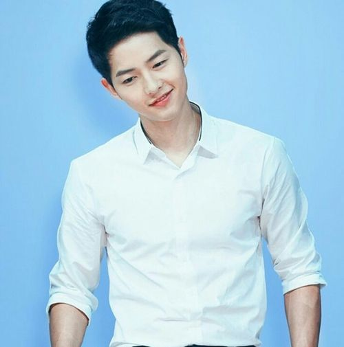 Song Joong Ki | Just saw him in A Werewolf Boy and his acting is