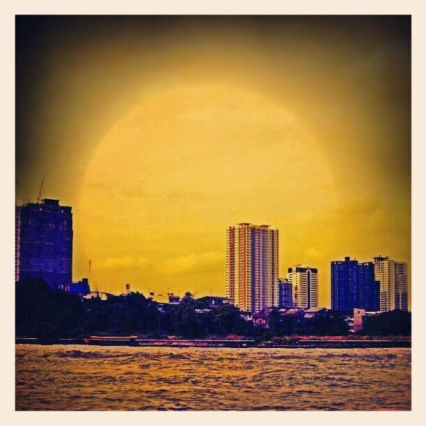 Chao phraya.. Bangkok