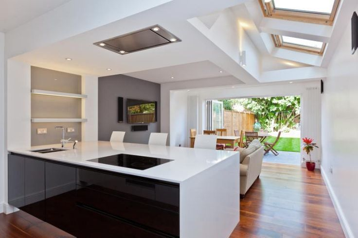 victorian semi detached house extension - Google Search