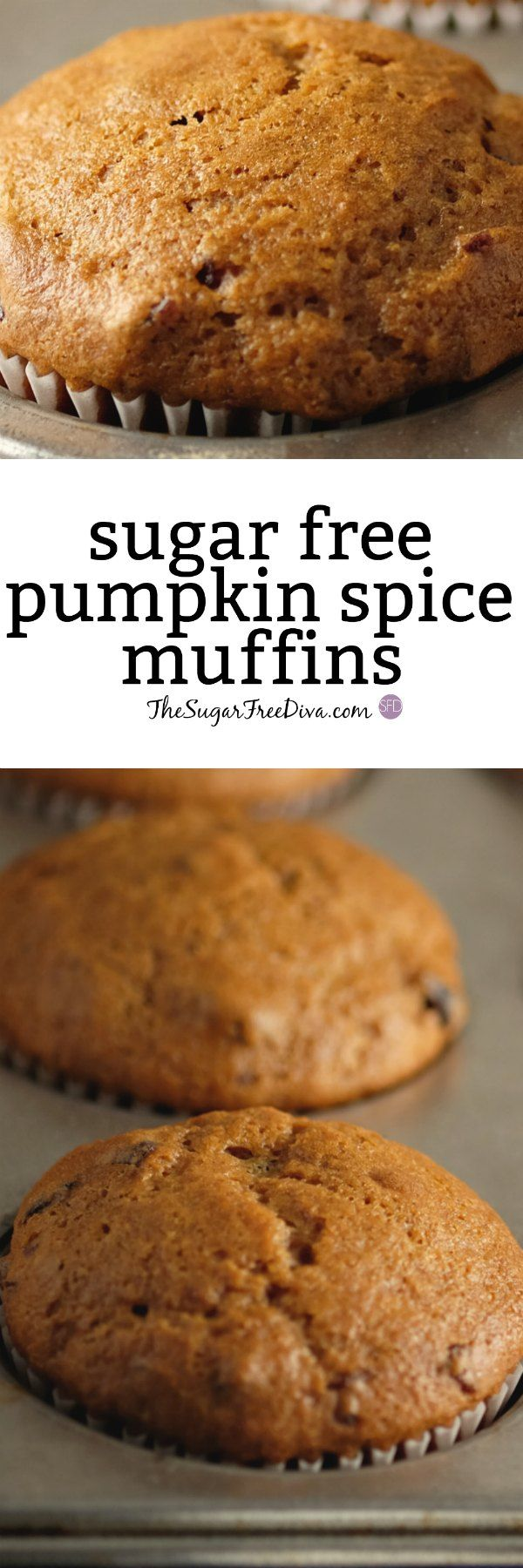 Seriously, what would fall be without these Sugar Free Pumpkin Spice Muffins? Of course, this time of the year, we see a lot of pumpkins just about everywhere. Sugar Free Pumpkin Spice Muffins I don't know if I like the taste of these as much as I like the smell of them baking in the...