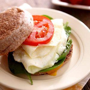 easy healthy egg recipes for breakfast, lunch, and dinner: Eggs White Muffins, Egg White Muffins, English Muffins, Healthy Egg Recipes, Healthy Breakfast, Healthy Eggs, Breakfast Sandwiches, Eggs Recipes, Egg Whites