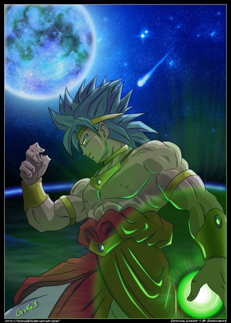 116 best images about Broly on Pinterest   Legends, Anime ...