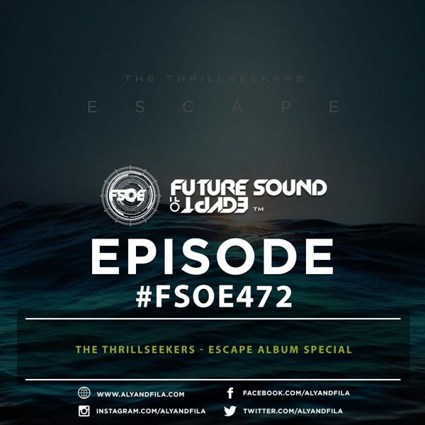 """Check out """"Aly and Fila - Future Sound Of Egypt 472 (28.11.2016)"""" by Trance Family Global on Mixcloud"""