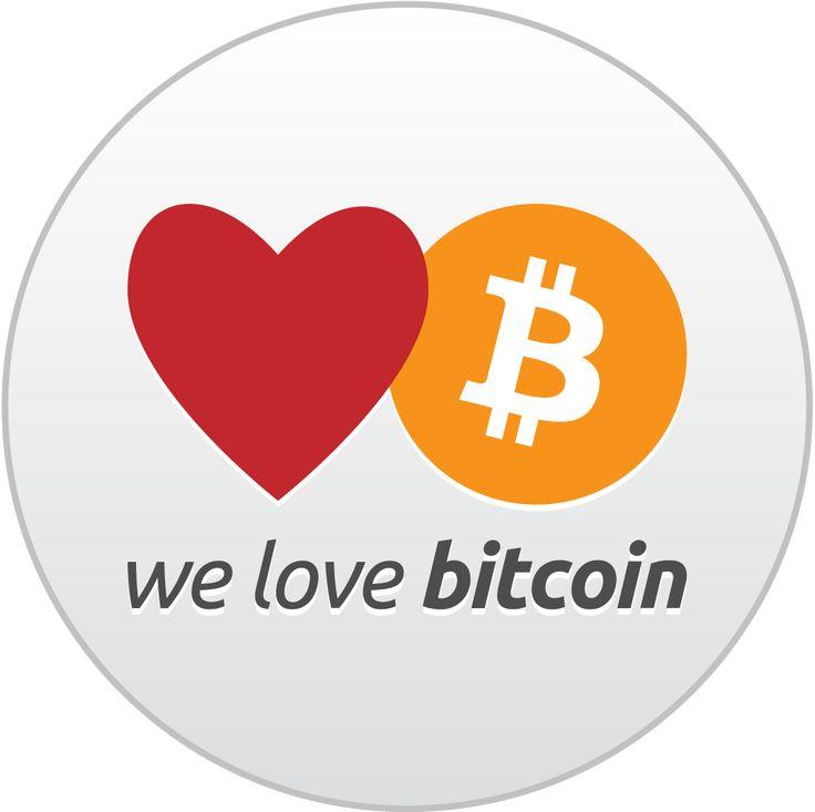 We <3 Bitcoin