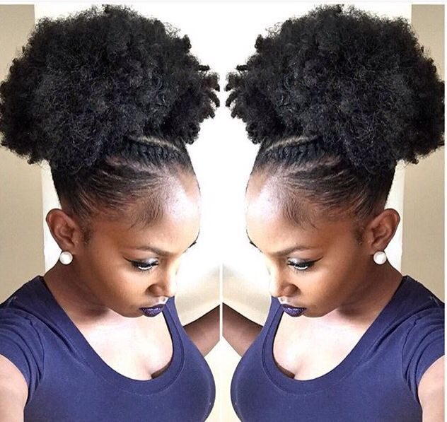 The Beauty Of Natural Hair Board - que linda cabela!
