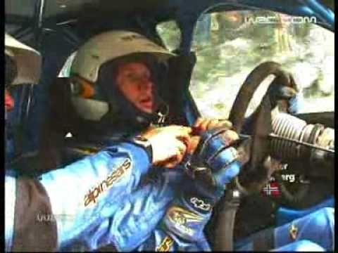 WRC : Werid Things a Rally Driver Has To Face.