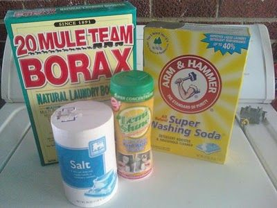 from our front porch lookin in...: Another Money Saver: Homemade DISHWASHER Detergent!!