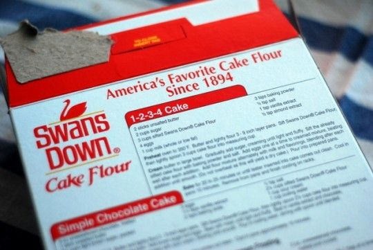 ... swans down cake flour swans cake flour 1234 recipe swans down cake