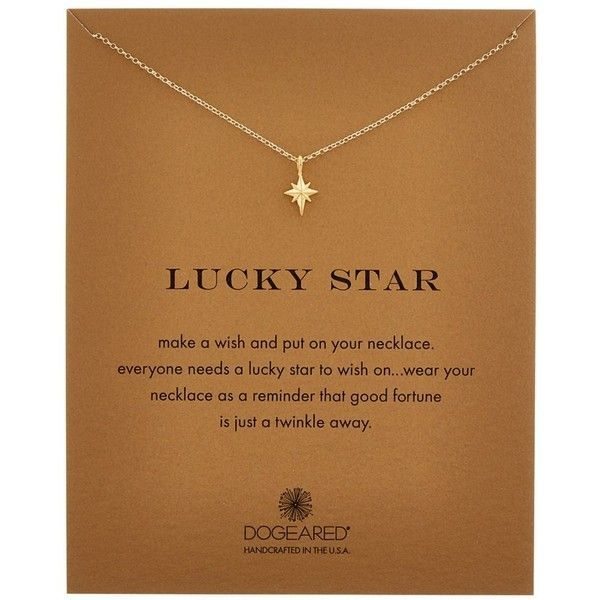 Dogeared Dogeared Lucky Star 14k Over Silver North Star Necklace... ($30) ❤ liked on Polyvore featuring jewelry, necklaces, no color, silver star necklace, long silver necklace, dogeared necklace, 14 karat gold necklace and silver jewellery