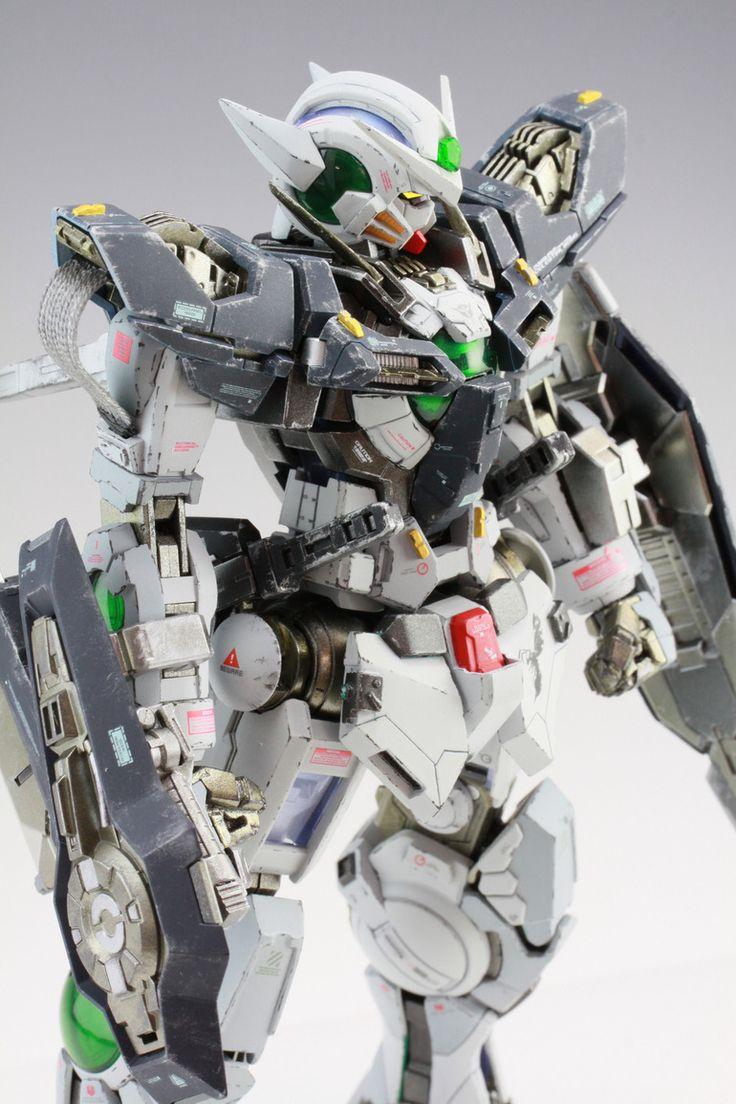 GUNDAM GUY: MG 1/100 Prototype Gundam Exia - Customized Build