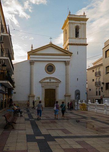 The Church - Benidorm Old Town (Panasonic TZ60) | Flickr - Photo Sharing!