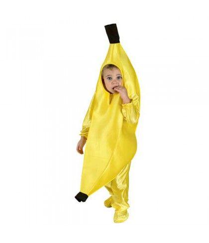 Μπανάνα στολή για μωράκια
