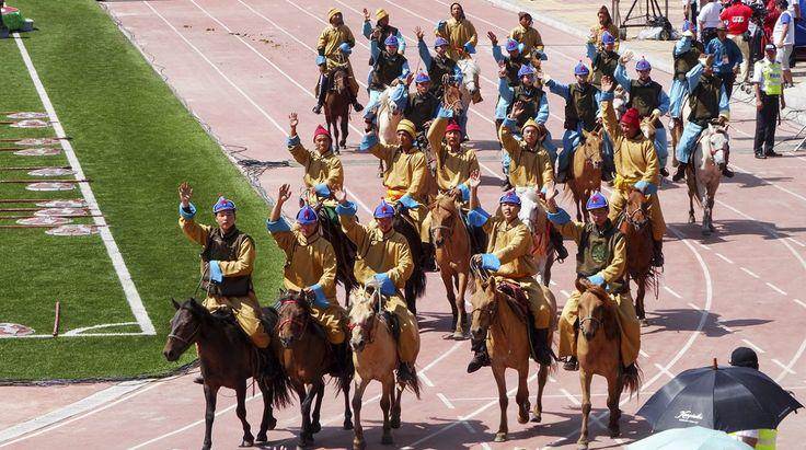 Naadam Festival Mongolië - GlobeHopper