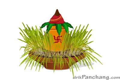 This page provides puja dates and color of the day for Shardiya Navratri in year 2015 for Ujjain, Madhya Pradesh, India. Shardiya Navratri is also known as Maha Navratri.