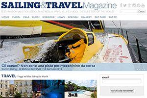 Veste grafica rivoluzionata e nuovi contenuti, ecco Sailing & Travel 4.0