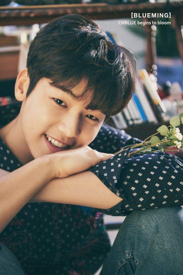 CNBLUE (@CNBLUE_4) | #BLUEMING | Kang Min Hyuk