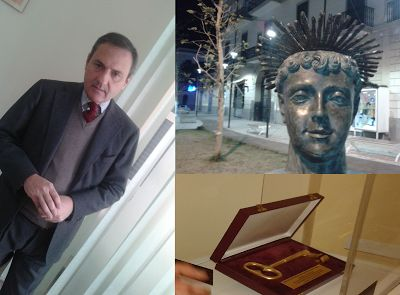 enzodimiccoblogger: AFRAGOLA. I TESORI DI SANT'ANTONIO E I MILLE VOLTI...