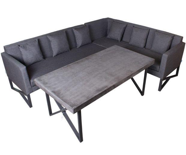 Lavena sofagruppe utemøbel