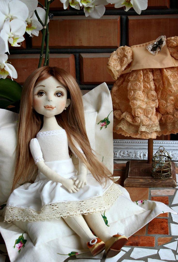 Куклы от Ольги Ким: куклы