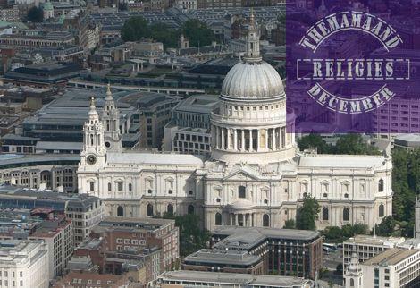 Opening van de nieuwe St. Paul's kathedraal in Londen