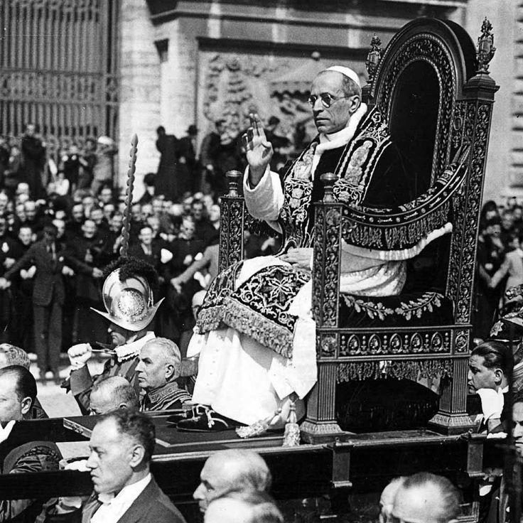 Pope Pius XII | Pope Pius XII, 1939