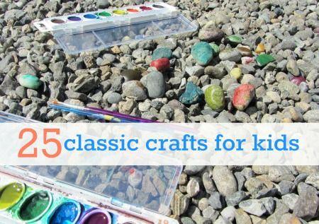 classic kid crafts