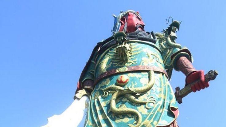 Patung Dewa Perang Menuai Protes Netizen: Yang Bikin Gaduh Orang Luar di Tuban Adem Ayem Saja