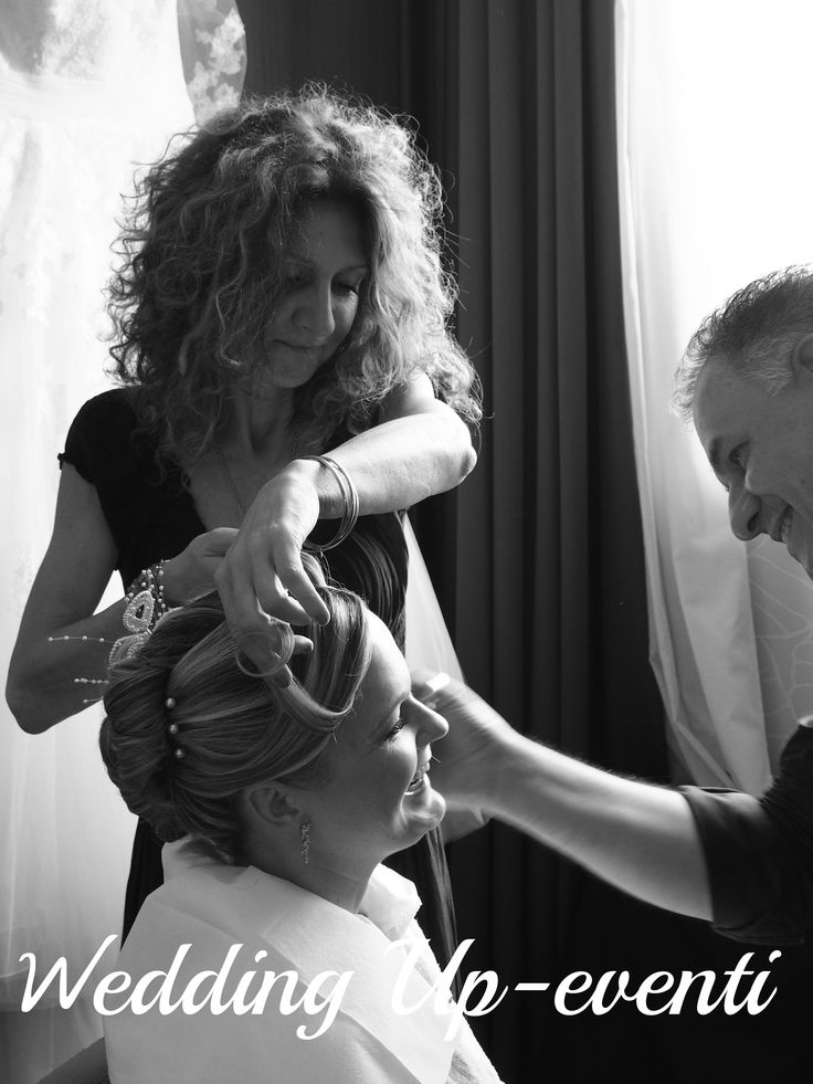 Agnieszka, make up-moment, i preparativi