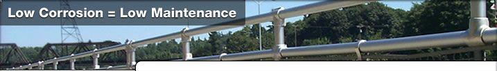 ADA Railing, Pipe Fittings, Handrail, Panels & Aluminum Railing